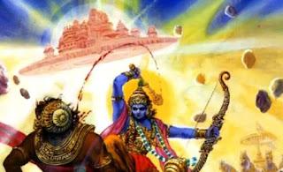 Mahabharata Vimanas
