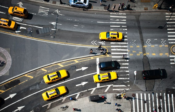 Navid Baraty. Intersection