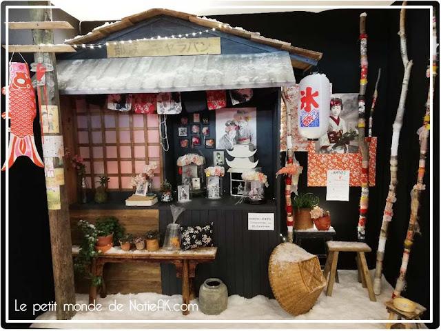 maison traditionnelle japonaise de Adeline Khan de Tribucaravane