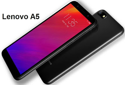 Lenovo A5 – Media Tek MT6739 Quad-Core | 13MP Rear and 8MP Front Camera | Android 8.1 Oreo