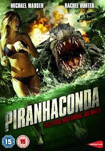 Pirañaconda / Piranhaconda