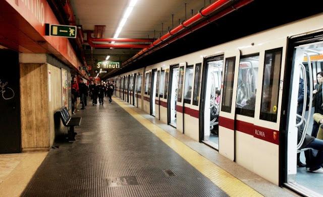 La nuova vocina della Metro A