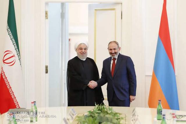 Armenia con Irán deberían estar más allá de la geopolítica
