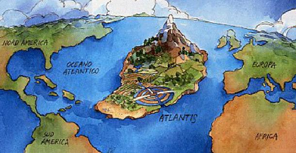 Στοιχεία ότι υπήρχαν οι χαμένοι πολιτισμοί της Ατλαντίδας και Mu [Βίντεο]