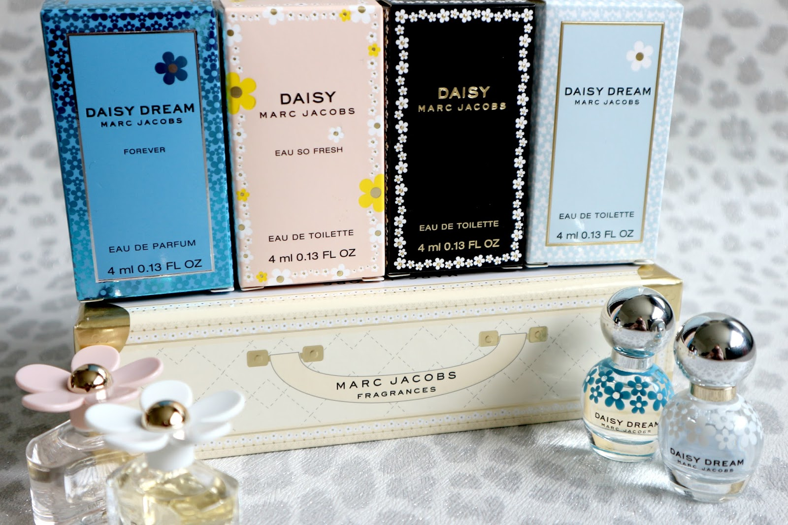 Marc Jacobs Daisy Miniatures Review Beauty Blog