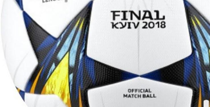 Balón final Champions League 2018