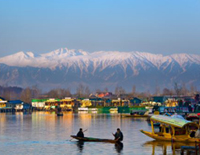 J&K Government to Build 16 Viewing Points On Dal Lake