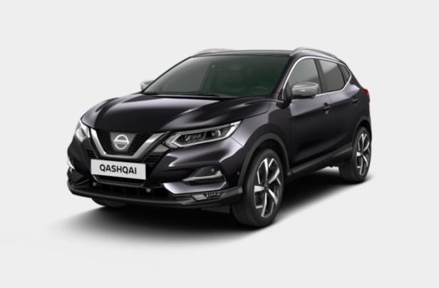 Nissan Qashqai (2019) - Couleurs / Colors