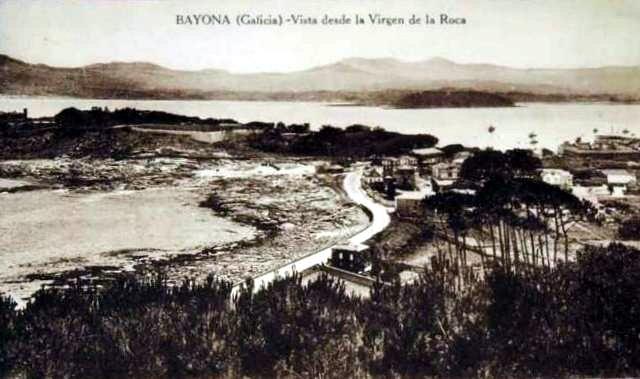 Bayona (Pontevedra).