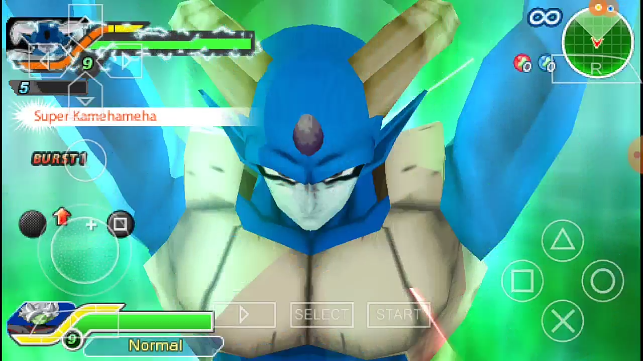 Dragon Ball Super Moro Final Form
