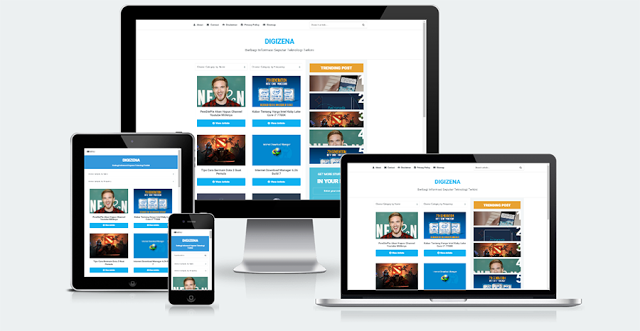 Digizena-Responsive-Blogger-Template