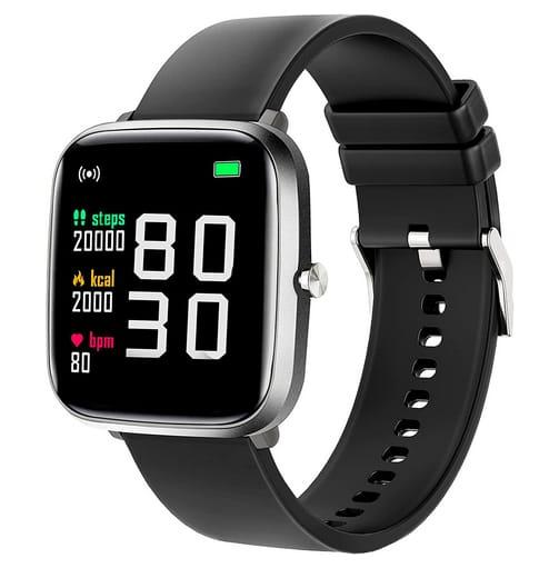 HuaWise IP68 Waterproof Fitness Tracker Smartwatch