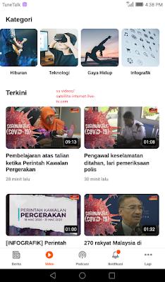 free video on demand on free iptv live tv news app