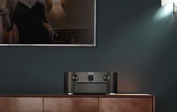 Marantz lança novo pré-amplificador para cinema-em-casa com suporte para vídeo 8K
