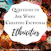 Questions to Ask When Creating Fictional Ethnicities