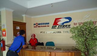 Lowongan Kerja Terbaru di Bogor PT Elangperdana Tyre Industry