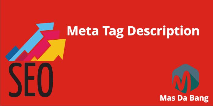 Cara Menambahkan Meta Tag Description
