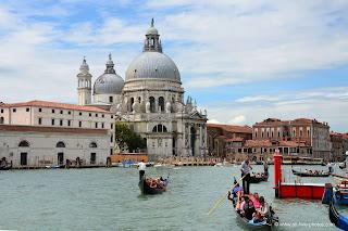 Basílica de santa maria della salutte, free tour en venecia