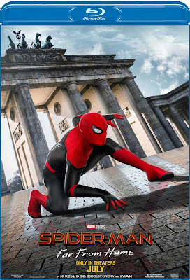 Spider-Man: Far from Home [2019] [BD50] [Latino]