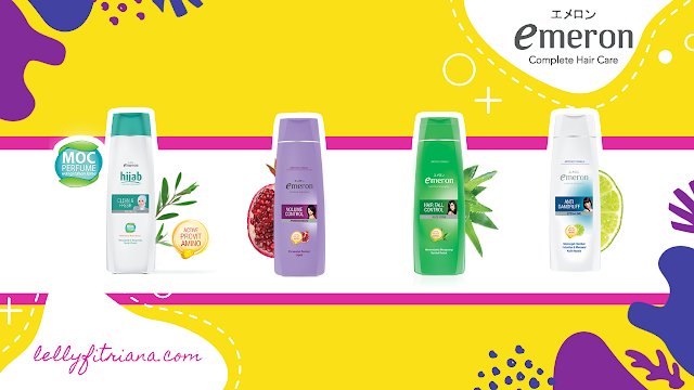 Emeron Complete Hair Care