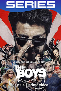 The Boys Temporada 2 Completa HD 1080p Latino