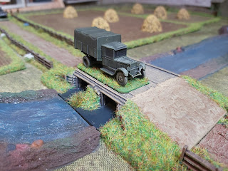 a 15mm scale Zis-5 Truck