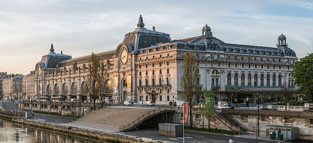museus surpreendentes - Museu D´Orsay (Paris)