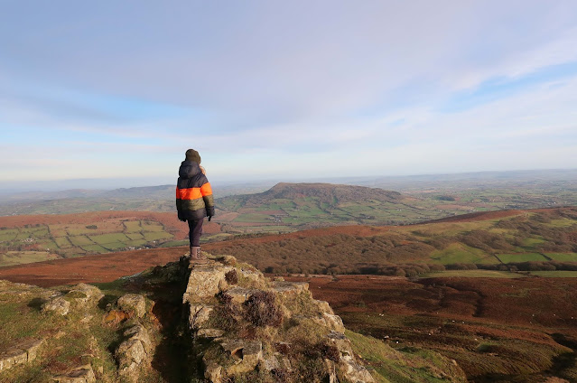 Hiking Wales