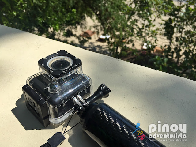 Supremo 4K Affordable Action Camera