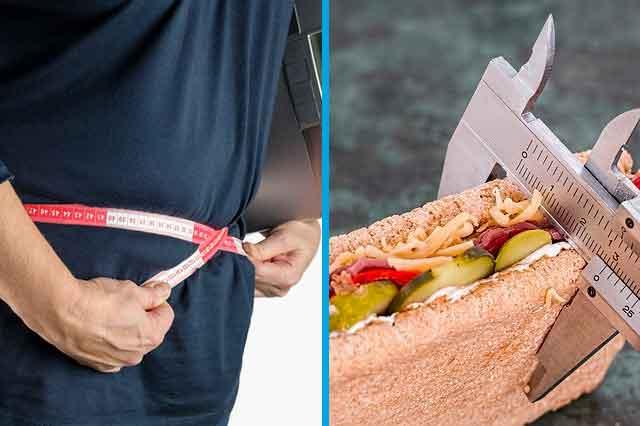 هناك أشخاص يأكلون قليلا و يصابون بالسمنة لماذا ؟