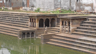 Hathua Bihar Pond of Raja Ka Qeela E