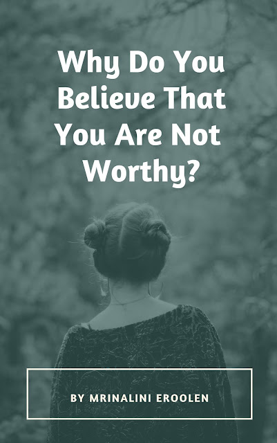 How can I be worthy?