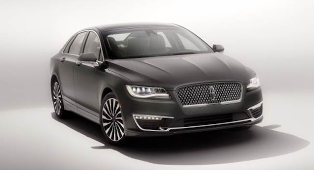 2019 Lincoln MKZ Release Date and Price