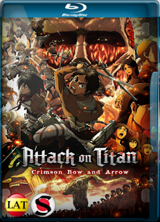 Ataque de los Titanes: El Arco y la Flecha Escarlata (2014) REMUX 1080P LATINO/ESPAÑOL/JAPONES