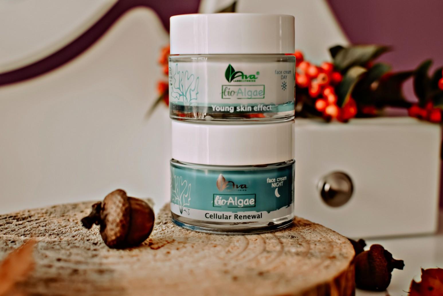 Bio Alga, pielęgnacja skóry z zielonym kawiorem