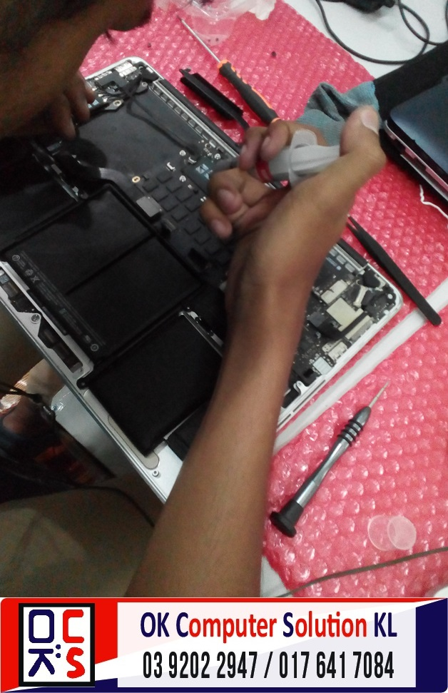 [SOLVED] SERVIS MACBOOK PRO RETINA A1500 | REPAIR MACBOOK CHERAS 5