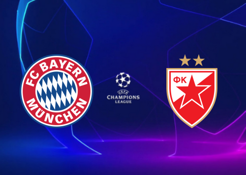 Bayern München vs Crvena Zvezda -Highlights 18 September 2019