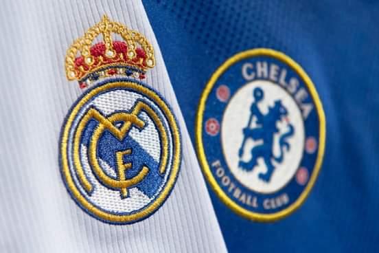 موعد مباراة ريال مدريد وتشيلسى فى ذهاب نصف نهائي دوري أبطال أوروبا 2021