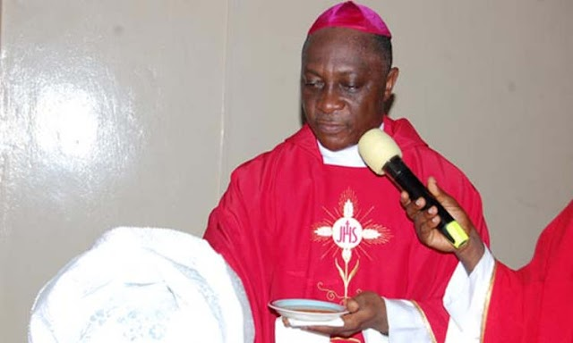 Elections postponement: See Catholic Bishop tells Nigerians what to do
