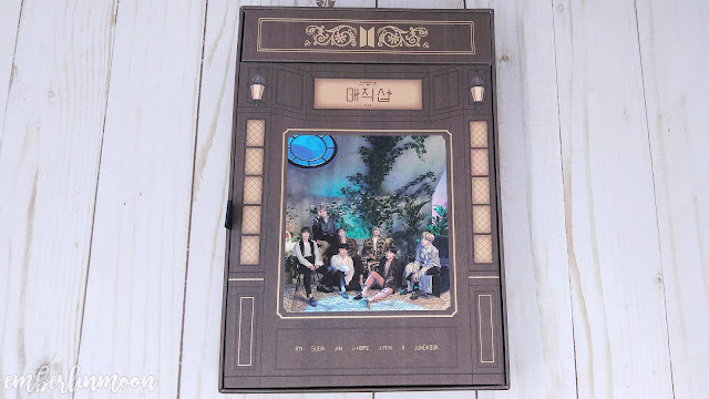 BTS 5th Muster Blu-Ray | Outbox