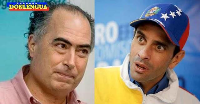 IMPOSTOR | Roberto Picón asegura que Capriles podría quedar habilitado nuevamente