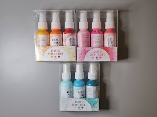zakupy action akrylowe farby w sprayu