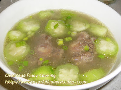 Pinatolang Oxtail Recipe