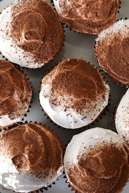 Milo cupcakes Primose Bakery