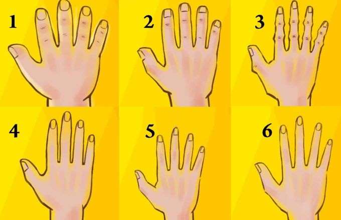اختبار تحليل الشخصيه من خلال أصابع اليد