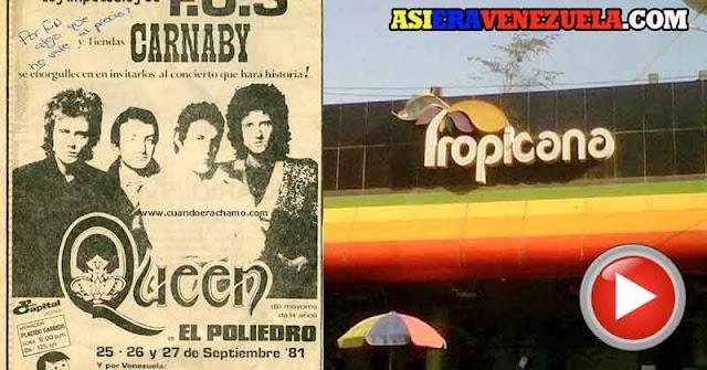Así era la TV de Venezuela en 1981. No lo olvides!