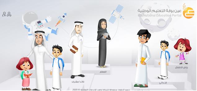 بوابة عين التعليمية: رابط تسجيل الدخول على بوابة عين التعليمية الوطنية
