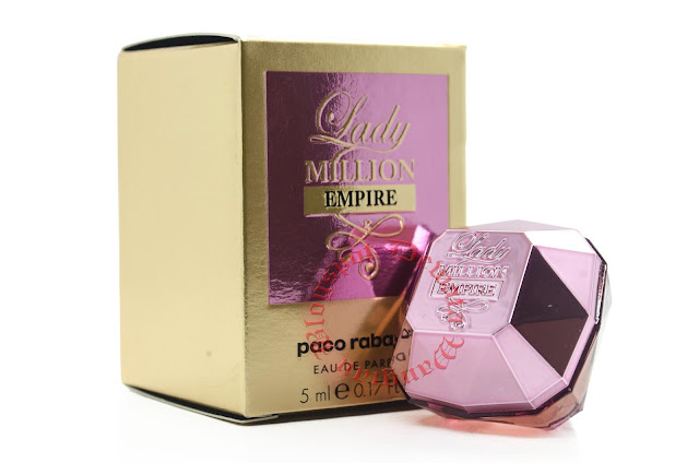Paco Rabanne Lady Million Empire Miniature Perfume