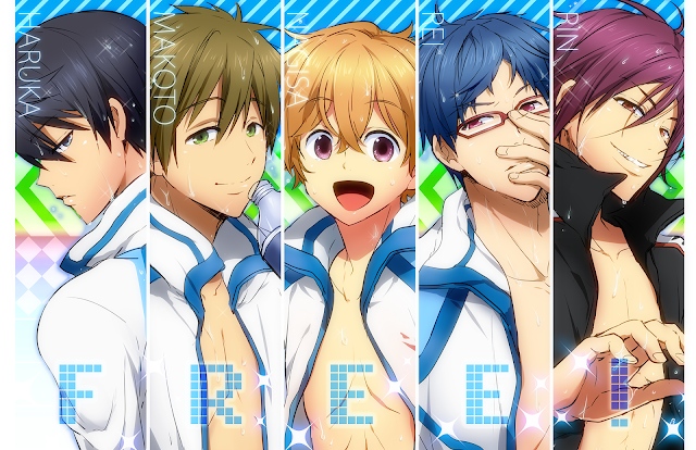 Free! S2: Eternal Summer Batch Subtitle Indonesia