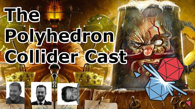 The Polyhedron Collider Cast Episode 19: Cavern Tavern, Superhot and Elemenz
